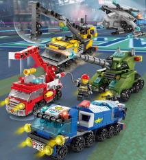 [MUA 4 TẶNG 1] Đồ chơi lắp ráp ô tô, máy bay 8612, Đồ chơi lego, đồ chơi lắp ráp, đồ chơi xếp hình, xe đồ chơi, police car toys, chất liệu nhựa ABS an toàn – FUNNYTIMES