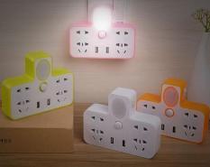 Ổ cắm điện kết hợp đèn ngủ đẹp mắt – ổ cắm điện đa năng – ổ cắm điện thông minh – ổ cắm thông minh