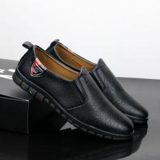 Giày lười nam màu da bò đế chống trơn trượt siêu bền siêu đẹp MĐ429 MĐ OFFICIAL   giày lười nam   giày lười   giày lười đẹp