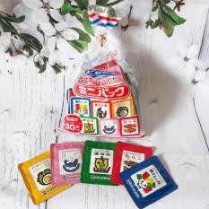 Gia vị rắc cơm Furikake Nhật Bản (30 gói nhỏ), gia vị trộn rắc lên cơm hoặc cháo, thích hợp với cả người lớn và trẻ em