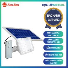 Đèn chiếu pha năng lượng mặt trời CP01.SL 10W Chính hãng Rạng Đông Sử dụng năng lượng mặt trời tiết kiệm chi phí Dễ dàng lắp đặt sử dụng