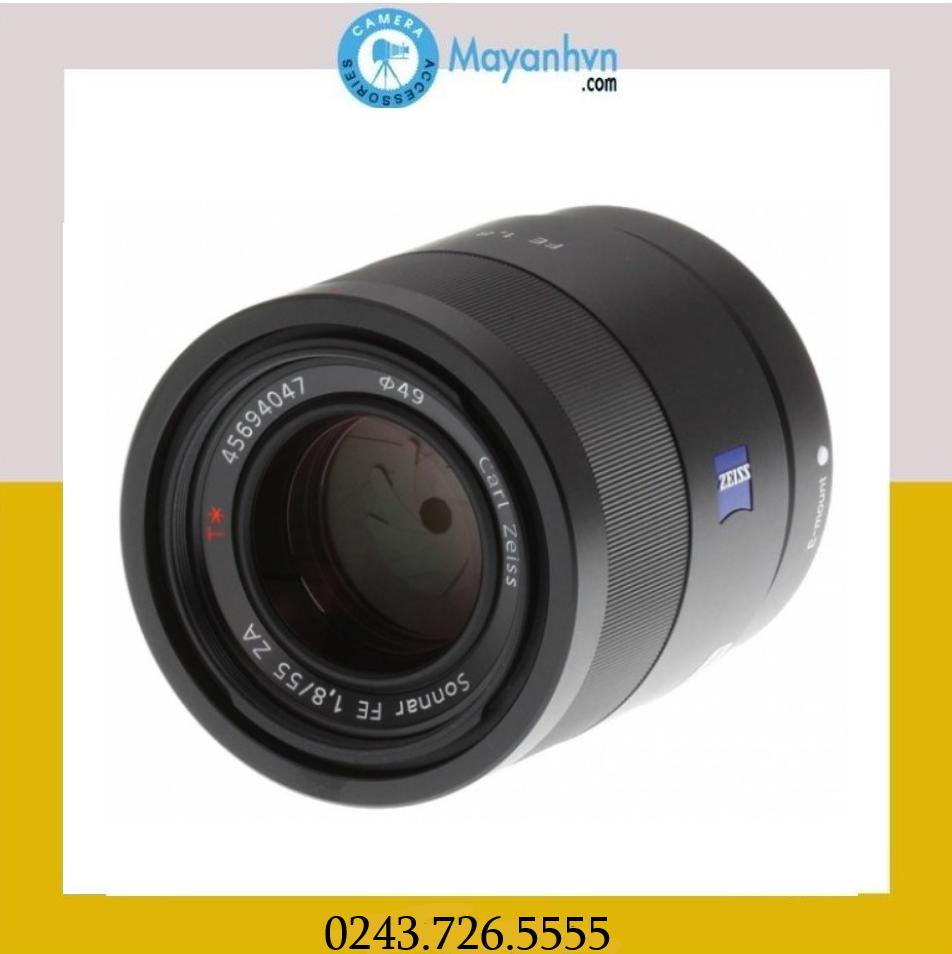 [Trả góp 0%]Ống kính Sony Carl Zeiss FE 55mm F/1.8 ZA (Hàng chính hãng)