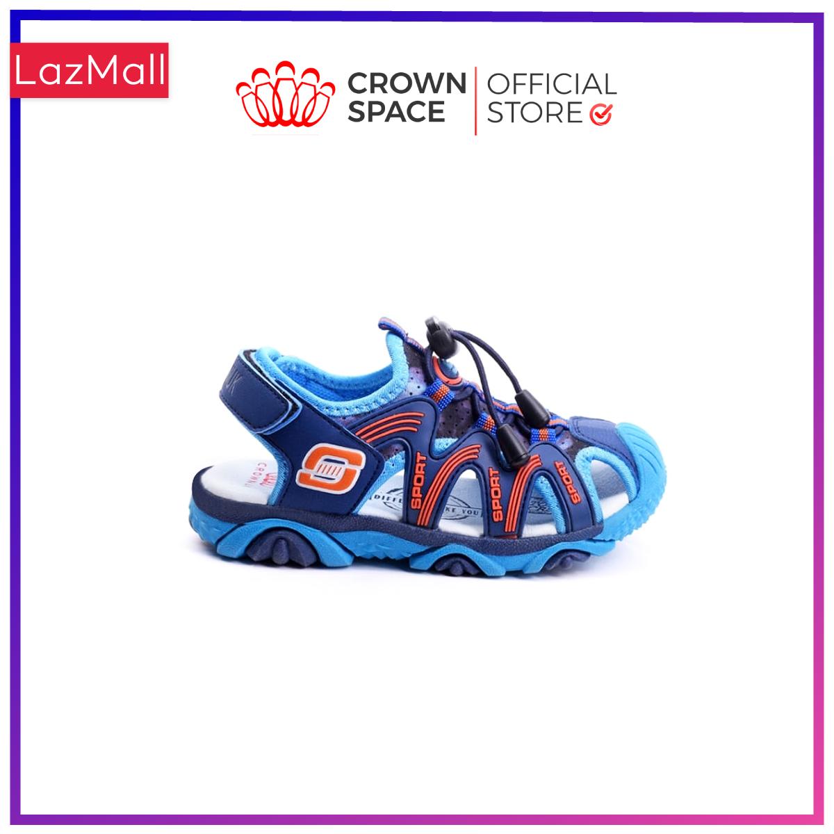 Sandal Bé Trai Chính Hãng CrownUK Active Sandals CRUK803