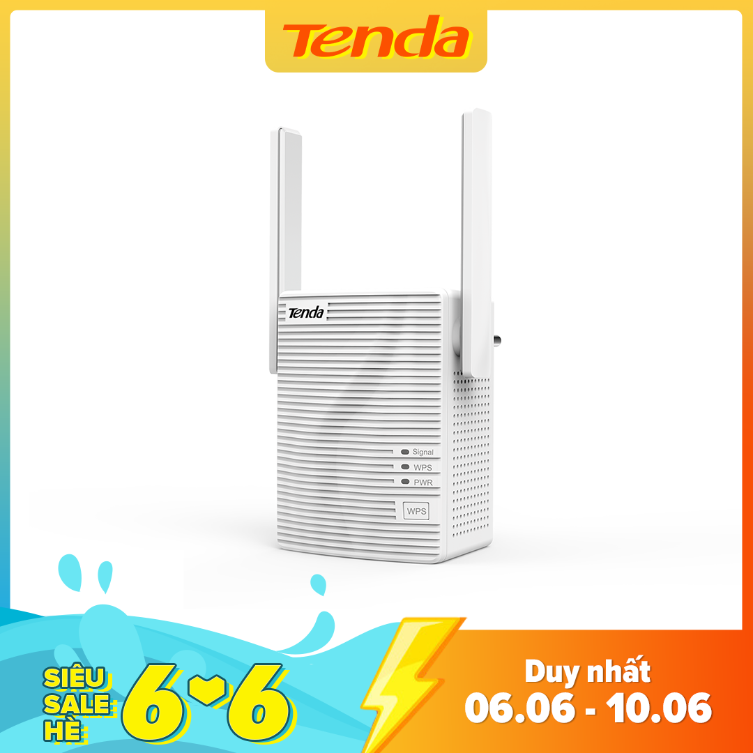 Tenda Bộ kích sóng Wifi A18 Chuẩn AC 1200Mbps – Hãng phân phối chính thức