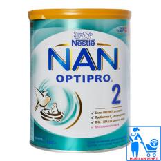 Sữa Bột Nestlé NAN Nga Optipro 2 – Hộp 800g (Dành cho trẻ 6~12 tháng tuổi)