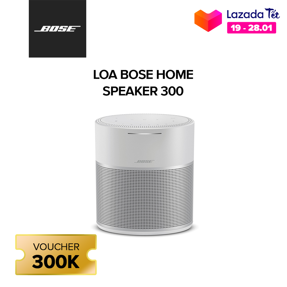 [VOUCHER 300K] Loa Bose Home Speaker 300 – Hãng Phân Phối Chính Thức