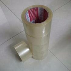 06 Cuộn Băng Keo Trong 4,8 cm dài 80YA (Trong suốt)