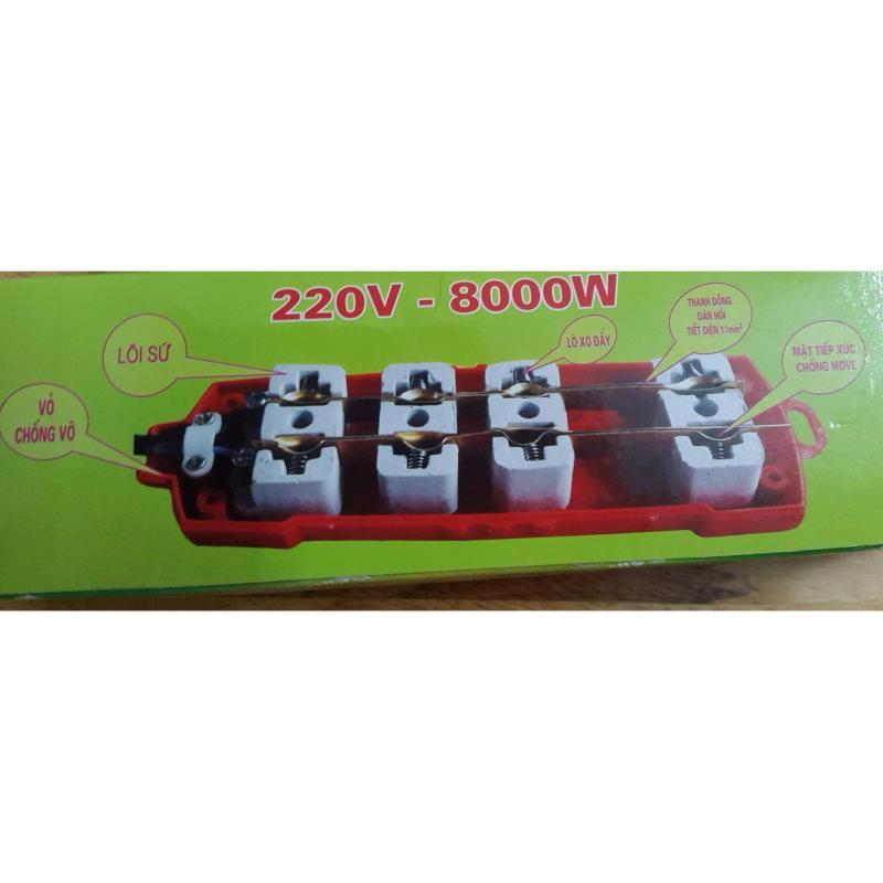 Bảng giá Mua 1 Ổ điện công suất cao 8000W