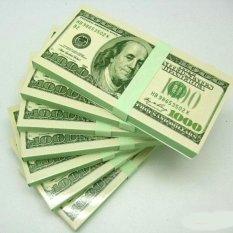 $100 Đô La Tiền In Hình Vệ Sinh Cuộn Ngộ Nghĩnh Tặng Giấy Phòng Tắm Mô Mới Lạ-quốc tế