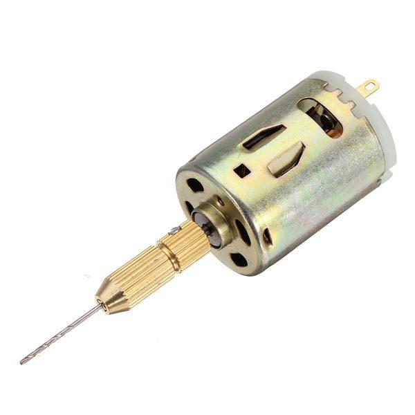 Hình ảnh 12 V khoan nh��� Drill Press Drilling V���i 1mm Drill - Intl
