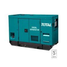 12.5KW Máy phát điện động cơ dầu Total TP2100K1