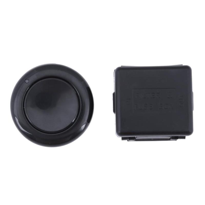 Bảng giá Mua 12V 24V 36V 48V Wireless Remote Control Lamp LED Switch(Black)-315MHz - intl