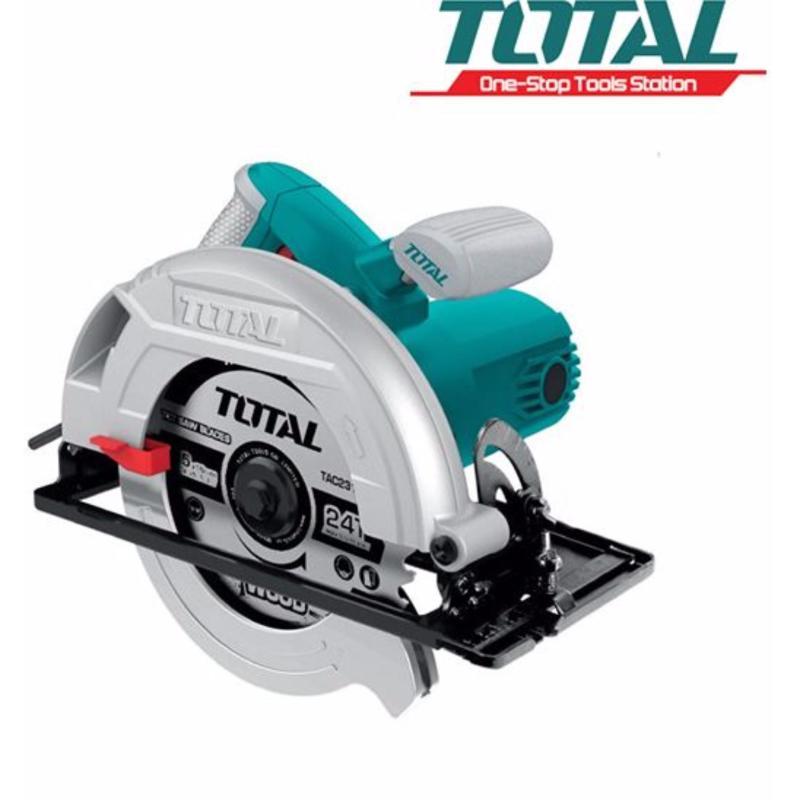 185mm Máy cưa đĩa 1400W TOTAL TS1141856