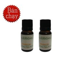 Chỗ bán 2 chai tinh dầu sả chanh đuổi muỗi Viện nông nghiệp (10ml)
