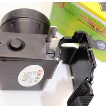 2 Đèn pin Led siêu sáng đội đầu ( tặng móc khóa ) - 3