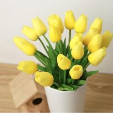 Báo Giá 20 Hoa Tulip Nhân Tạo Phụ Kiện Trang Trí Để Bàn – Quốc Tế  JinTongYunShang