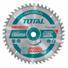 210mm Lưỡi cưa gỗ hợp kim 24 răng Total TAC231521