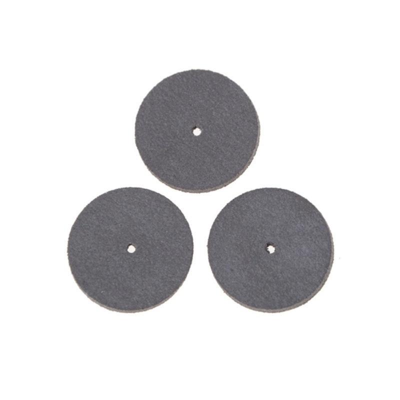 3 Pcs 22 X 3 Mm Grinding Wheel Rotary Power Tools Polish Wheel Accessories - intl
