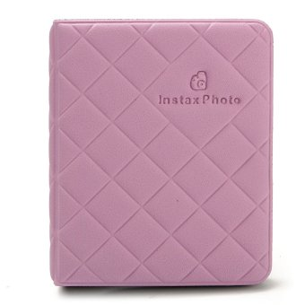 36 Pockets Mini Photo Album Case Storage For Polaroid FujiFilm Instax Film Size - intl