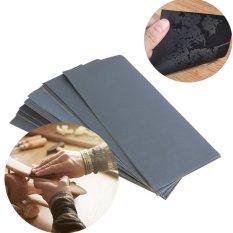 36pcs 400 to 3000 Grit Sandpaper Assortment Dry/ Wet for Automotive Sanding Wood Furniture Finishing - intl