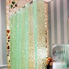 Màn Chống Nước Cho Phòng Tắm PEVA Hình Ảnh 3D Hợp Thời Trang Dễ Lau Chùi Có Móc Treo – quốc tế
