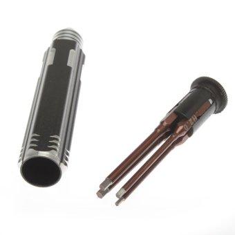 4 in 1 Tool Set Hex Screwdriver For RC Helicopter Car Repair Kit Steel (Intl)
