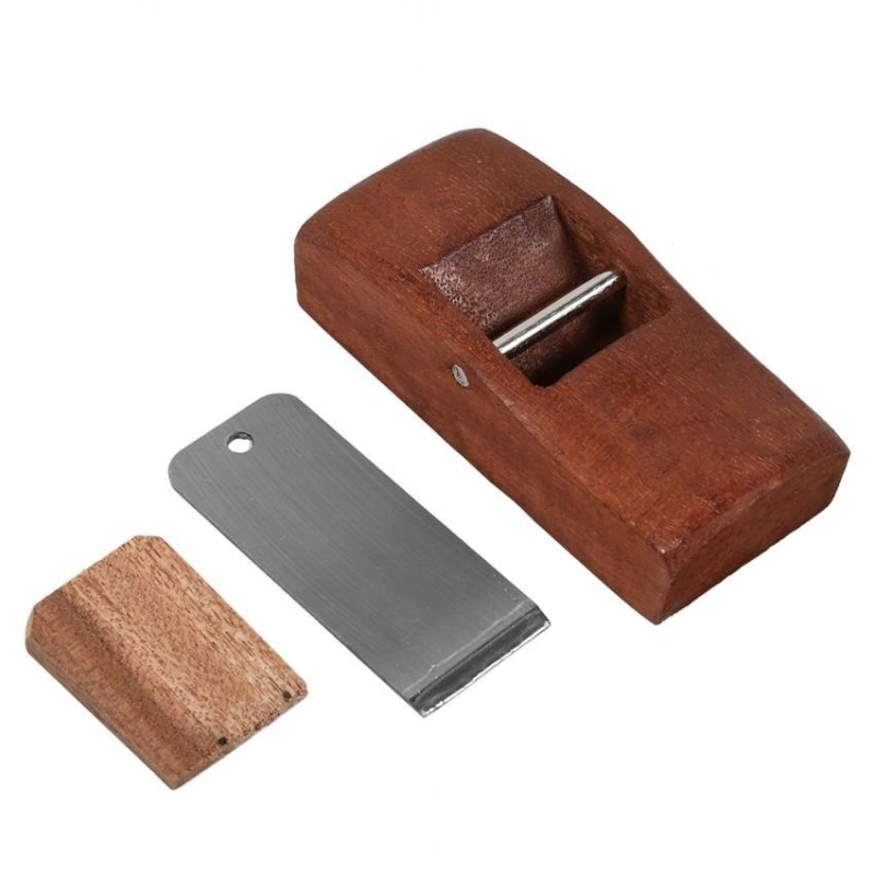 "4"" Mini Portable Flat Plane Sharpening Hand Planer Carpenter Hard Wooden Woodworking Hand Tools - intl"