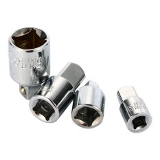 4pcs Ratchet Socket Adapter Reducer Converter Set Tool Kit 1/4 3/8 1/2 BI115-SZ - intl