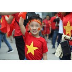 10 Băng rôn cổ vũ bóng đá – Việt Nam Vô Địch