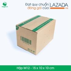 50 Thùng (Hộp) carton – Mã HN_M12 – Kích thước 15*10*10 (cm)