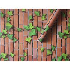 5M Giấy Dán Tường -Decal dán tường HPMSA1006 – họa tiết dây leo-HPMWallpaper