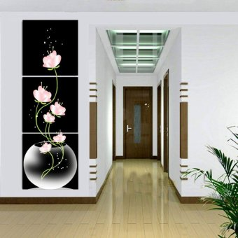 5Sets 40x40cm 3Panels Beautiful Flowers Printed On Canvas Home Decor Wall Art Oil Painting Frameless - intl - 8551076 , OE680HLAA95ZTBVNAMZ-18135598 , 224_OE680HLAA95ZTBVNAMZ-18135598 , 792000 , 5Sets-40x40cm-3Panels-Beautiful-Flowers-Printed-On-Canvas-Home-Decor-Wall-Art-Oil-Painting-Frameless-intl-224_OE680HLAA95ZTBVNAMZ-18135598 , lazada.vn , 5Sets 40x40c