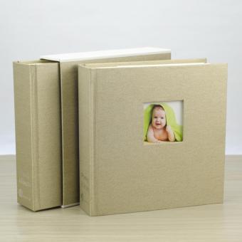 Album ảnh Monestar - 10x15/200 hình AV462-48Bl (nâu) (Nâu)