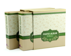Giá Khuyến Mại Album ảnh Monestar -10×15/200 hình NO462-04 (xanh lá)  Nguyễn Trắc