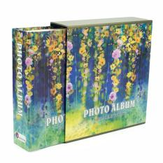 Album ảnh Monestar 10×15/200 hình NO462-06 (xanh)