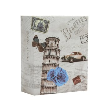 Albums 100 Inserted Photos Storage Case Picture Holder Scrapbook -intl