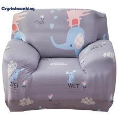 Tất cả-Đã Bao Gồm Thun Ghế Sofa chống Trơn Trượt Sofa giường Khăn (Đĩa Đơn)-quốc tế