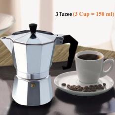 ấm pha cà phê 150 ml ( 3 cup ) đun nóng nhanh và tự lọc kiểu pha European