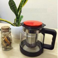 Ấm pha trà Glass TeaPot cao cấp 1.8L