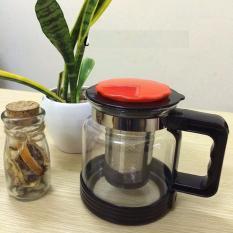 Ấm pha trà, cafe Glass TeaPot cao cấp 750ml Vega365 – [SIÊU GIẢM GIÁ 2 NGÀY CUỐI]
