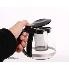 Ấm Pha Trà Và Cafe Đầu Lọc Inox 700ml