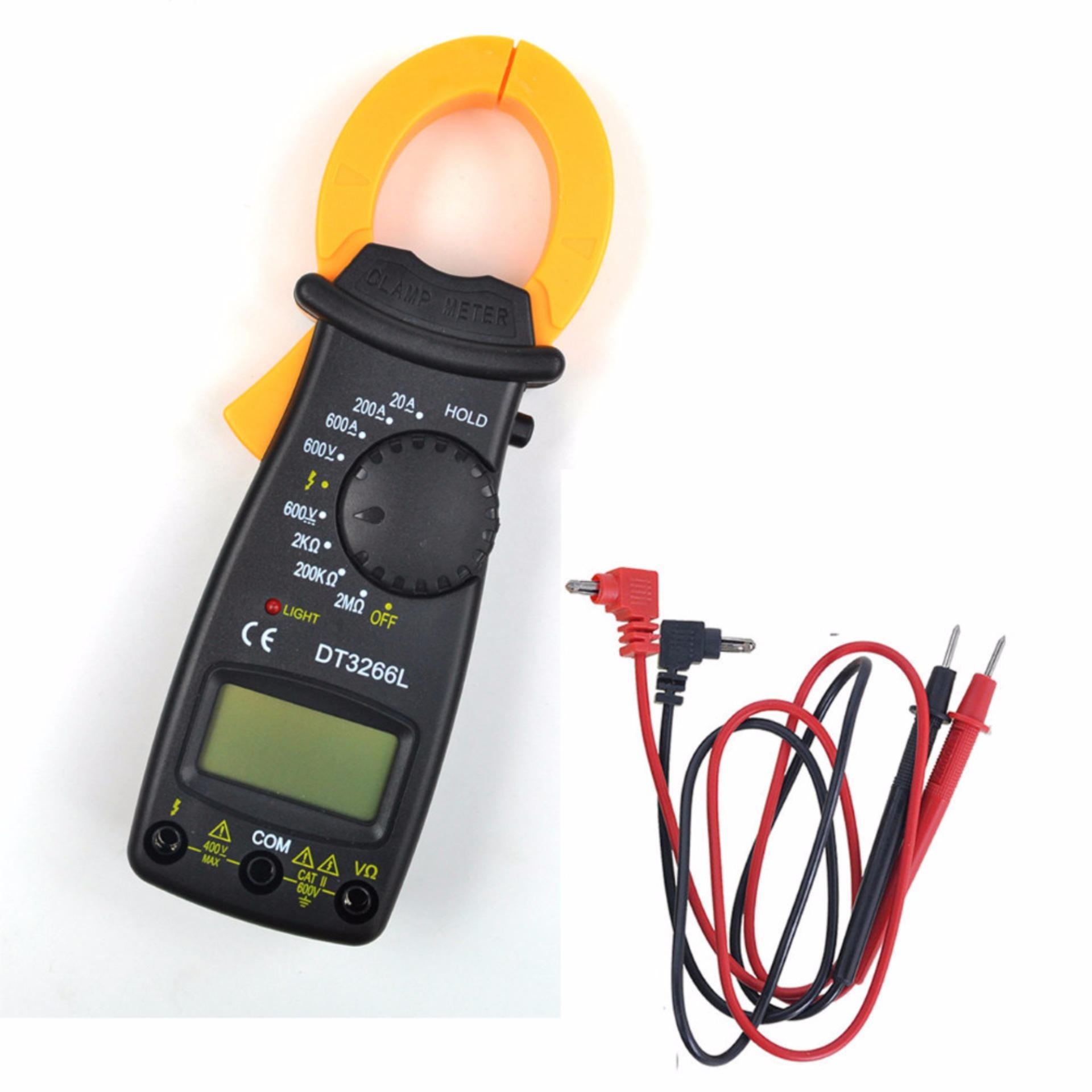 Giá Niêm Yết Ampe kìm đo điện DT3266L cầm tay