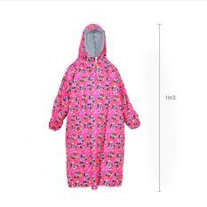 Áo mưa bít vải dù – cao cấp cho bé từ 1,2-1.5m(số 11)