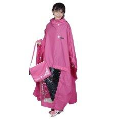 Áo mưa choàng K22H (Hồng)