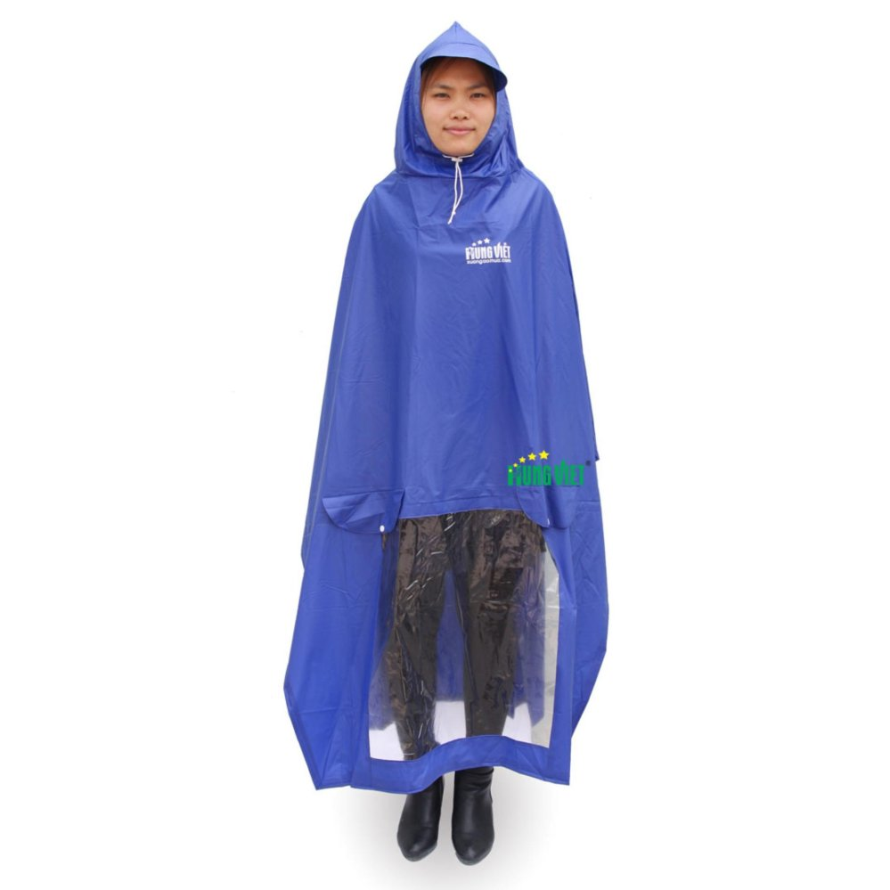 Áo mưa dày 0.18mm Hưng Việt