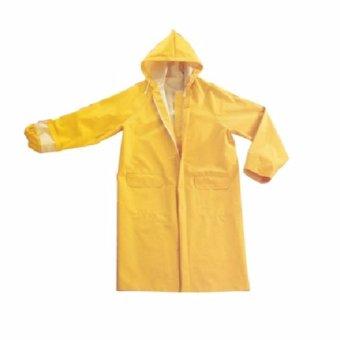 Áo mưa Mangto màu vàng - loại mỏng(Vàng)