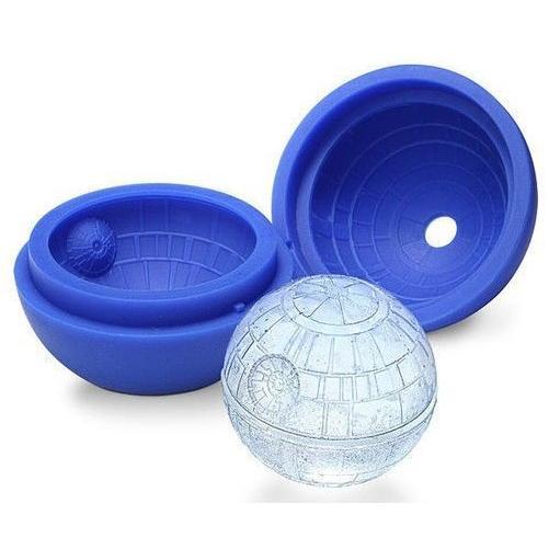 Aukey Wars Death Star Ball Ice Mold