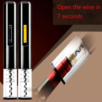 Automatic Wine Bottle Opener Kit Automatic Corkscrew Electric Wine Opener - intl - 8546641 , OE680HLAA8YSQUVNAMZ-17620879 , 224_OE680HLAA8YSQUVNAMZ-17620879 , 844000 , Automatic-Wine-Bottle-Opener-Kit-Automatic-Corkscrew-Electric-Wine-Opener-intl-224_OE680HLAA8YSQUVNAMZ-17620879 , lazada.vn , Automatic Wine Bottle Opener Kit Automa