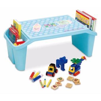 Bàn học, bàn ăn có khay chứa vật dụng đa năng cho trẻ