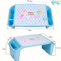 Bàn học đa năng kèm hộp đựng cho bé Child Desk CD-BL